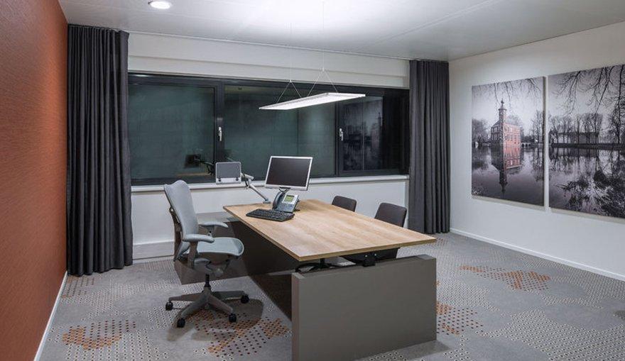 Verlichting kantoor