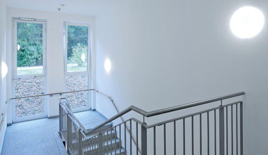 Verlichting trappenhuis